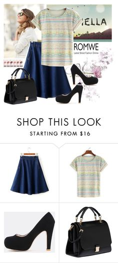 """""""Romwe (3) 6"""" by aida-1999 ❤ liked on Polyvore featuring Miu Miu"""