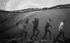 *** #underwater