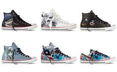 GORILLAZ × CONVERSE CHUCK TAYLOR ALL STAR #sneaker