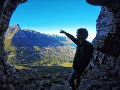 A view from Wally's Cave  #picoftheday #photography #capetown #frame #hiking #cave