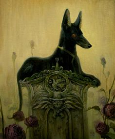 Dysphoria - Martin Wittfooth