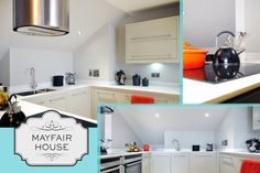Kitchen - Flat 9 - Penthouse Mayfair