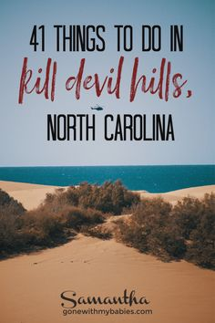 North Carolina Vacation Spots, Outer Banks North Carolina, Outer Banks Nc, Outer Banks Vacation, Carolina Beach, South Carolina, Travel With Kids, Family Travel, Beach Trip