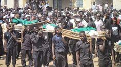 Zurum.Org [News Digest]: Nigeria school blast in Potiskum kills dozens