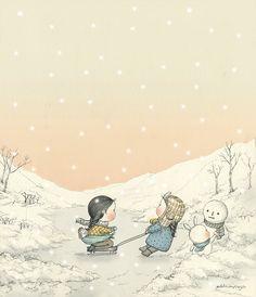 """Coniglio, """"The Scent of Winter"""""""