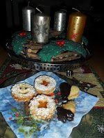 Sabines und Anjas Hobbyeck: Weihnachtsbäckerei - die 3. Dairy, Cheese, Food, Baking Cookies, Hobbies, Weihnachten, Rezepte, Meals