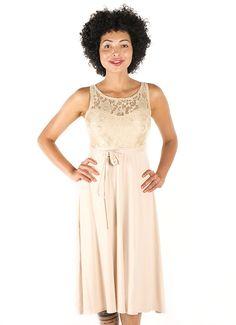 Pearl Lace Sweetheart Dress