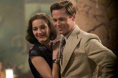 Ao lado de Brad Pitt, a atriz vive uma espiã no filme que estreia em 12 de janeiro.