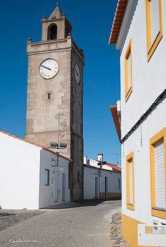 A Letra de um Alentejo: Bom Dia Alentejo, Torre, Torre do Relógio, a Vidig...