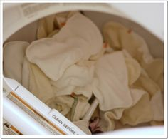 gDiaper - great post describing how to launder gDiapers and inserts