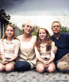 Miranda Priestly family portrait