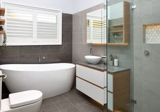 At Novalé Bathrooms, we are bathroom renovation experts, with franchises across Sydney and the Central Coast. We implement a unique bathroom renovation. Bathroom Renovations Sydney, Bathroom Renovation Cost, Renovation Budget, Bathroom Makeovers, Complete Bathrooms, Amazing Bathrooms, Bathroom Styling, Bathroom Fixtures