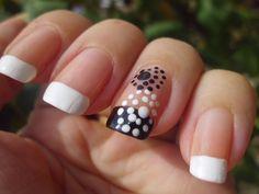 #Diseños de uñas fáciles y bonitos #nail Tips Belleza, Girly Things, Girly Stuff, Nail Art, Nails, Makeup, Beauty, Finger Nails, Templates