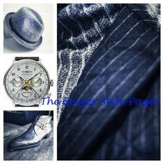 Man Gear, High Fashion, Mens Fashion, St Style, Grown Man, Maybach, Gentleman Style, Dapper, Fashion Looks