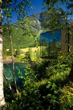Modern | ombiaiinterijeri Juvet landscape hotel