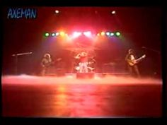 """""""Burning Heart"""", by Vandenberg - I think this was one of those bands that was supposed to be huge, but they totally fizzled out after this song."""