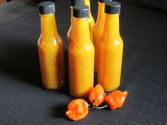 Pineapple Ghost Chili Sauce - omit ginger or raisins, replace sugar with honey, only amount of vinegar sauce recipes Chili Sauce Recipe, Hot Sauce Recipes, Spicy Recipes, Spicy Sauce, Fall Recipes, Chutney, Mayonnaise, Hot Pepper Recipes, Ghost Pepper Salsa Recipe