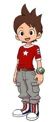 "Yo-kai Watch, Amano Keita/Nathan ""Nate"" Adams, Tomatsu Haruka/Johnny Yong Bosch - I do not own this, belongs to Level-5/YWP/Disney XD."