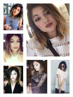 Kylie w Short Hair