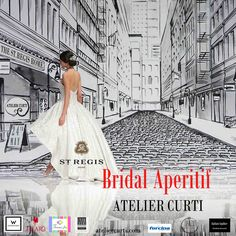 The St.Regis Rome Bridal Aperitif with @ateliercurti and @giadacurti may 24,2016
