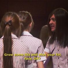Ja'mie Summer Heights High, Chris Lilley, Private School Girl, Australian Memes, Gemma Collins, Shows On Netflix, Movie Quotes, I Movie, Science Fiction