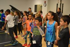 National Dance Institute gives students free dance classes. Why? Because arts education matters.