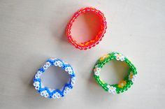 perler bead bracelet tutorial