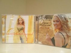 #CarrieUnderwood #SomeHearts & #CarnivalRide  Only $6.99 for both BRAND NEW NEVER OPENED FREE SHIPPING
