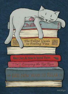 Leggere rilassa