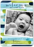 Boy Birth Announcements & Baby Birth Announcement Cards | Shutterfly