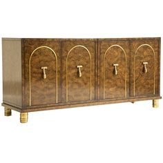 Mastercraft Sideboard | From a unique collection of antique and modern sideboards at https://www.1stdibs.com/furniture/storage-case-pieces/sideboards/