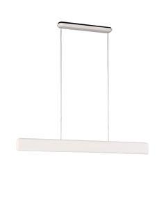 Lirio by Philips Dolinea LED Pendelleuchte Weiß, L: 105cm | Prediger
