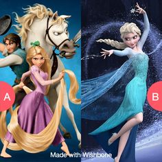 Tangled or Frozen? Click here to vote @ http://getwishboneapp.com/share/2832750