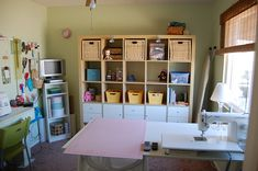 Image result for craft room and beauty room combined