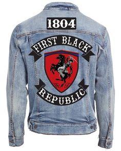Denim Jacket Men, Denim Jackets, Mens Outdoor Jackets, Urban Street Style, Declaration Of Independence, Men Style Tips, Boys Shirts, Mens Fashion, Street Fashion