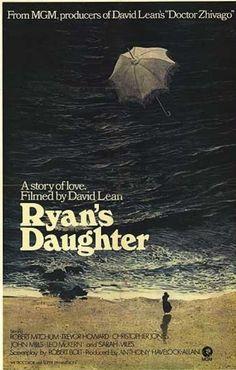 Robert Mitchum and Sarah Miles -- Ryan's Daughter, 1970