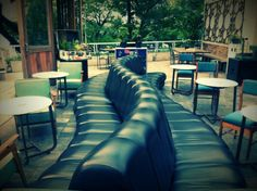 Lucy in the Sky- #rooftop garden bar & restaurant #Jakarta   Hello Asia Travel