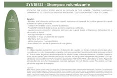 Syntress shampoo