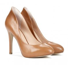 I don't need these but they're georgous. Saving for later. Sole Society - Platform pumps - Cameron