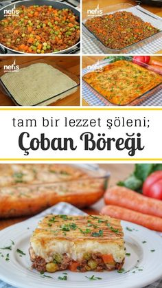 Çoban Böreği (videolu) – Nefis Yemek Tarifleri Shepherd's Pastry (with video) How to make a recipe? Impressive Desserts, Fun Desserts, Dessert Recipes, Yummy Recipes, Iftar, Cooking Time, Cooking Recipes, Pastry Recipes, Wie Macht Man