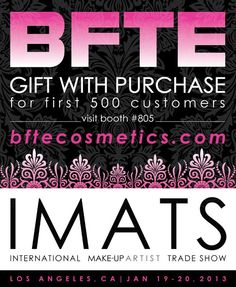 Go show your love and support ! Tell her Beauty Bytes sent you !
