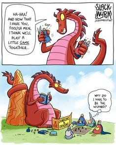 Dragons and Dolts