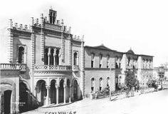 """Casa Mudejár y Escuela Primaria """"Benito Juárez"""""""