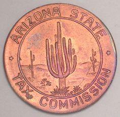 Arizona-State-Sales-Tax-Token