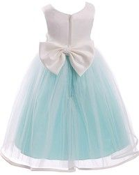 I think you'll like Hand Made Flower Girl Dress Pretty Bow Sash Long Little Girl Birthday Party Dress Christmas Dress Kids Ball Gown. Add it to your wishlist! http://www.wish.com/c/5467235d3dabbe66ab063612