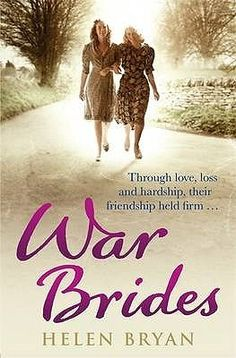 War Brides  Thoroughly enjoyable book of unlikely friendships born from difficult situations during a very difficult time.  Love the variety of the characters.  Love how the friendships evolved and were believable.  Strong women created due to the strong times.