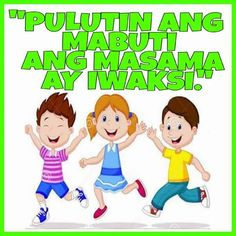 sayings for elementary Birthday Chart Classroom, Classroom Welcome, Classroom Rules Poster, Classroom Quotes, Elementary Bulletin Boards, Teacher Bulletin Boards, Educational Quotes For Kids, Attendance Certificate, Filipino Quotes