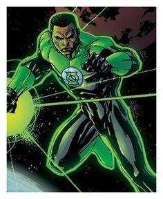 John Stewart/Green Lantern