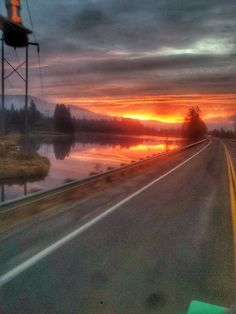 Great Pictures, Country Roads, Celestial, Sunset, Outdoor, Sunsets, Outdoors, Outdoor Games, Outdoor Living