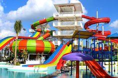 The New Splash Waterpark Now Open in Canggu, Bali. #Bali #Canggu